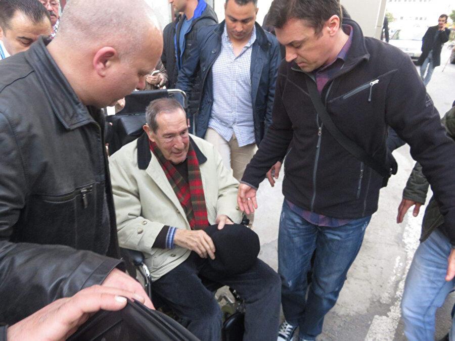 Büyükanıt İstanbul'a tedavi için gelmişti.-DHA