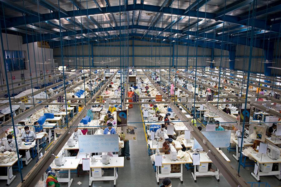 Endüstri mühendisleri fabrika vazgeçilmez bir meslek grubu haline geldi.
