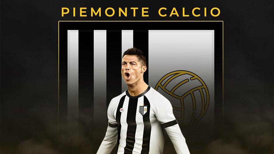 Juventus'un FIFA20'deki yeni ismi, forması ve logosu.
