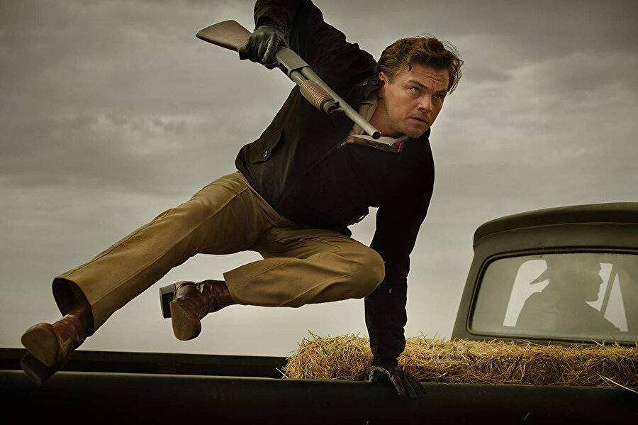 Leonardo DiCaprio, Once Upon a Time in Hollywood