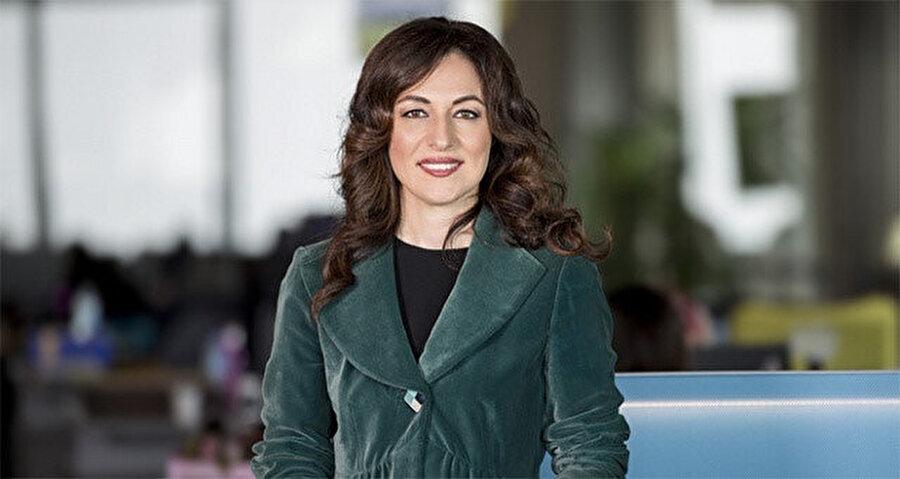 Turkcell Akademi Genel Müdürü Banu İşçi Sezen