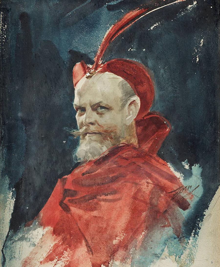 Anders Zone'a ait Mefisto isimli resim.