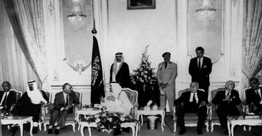 Lübnan iç savaşını bitiren Taif Anlaşması, 1989.