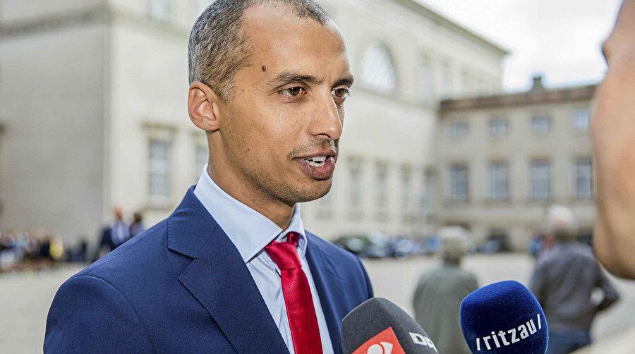 Danimarka Göçmen ve Uyum Bakanı Mattias Tesfaye