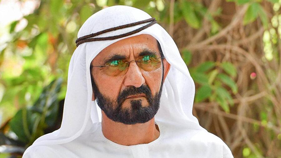 BAE Devlet Başkan Yardımcısı, Başbakanı ve aynı zamanda Dubai Emiri Şeyh Muhammed bin Raşid Al Maktum.