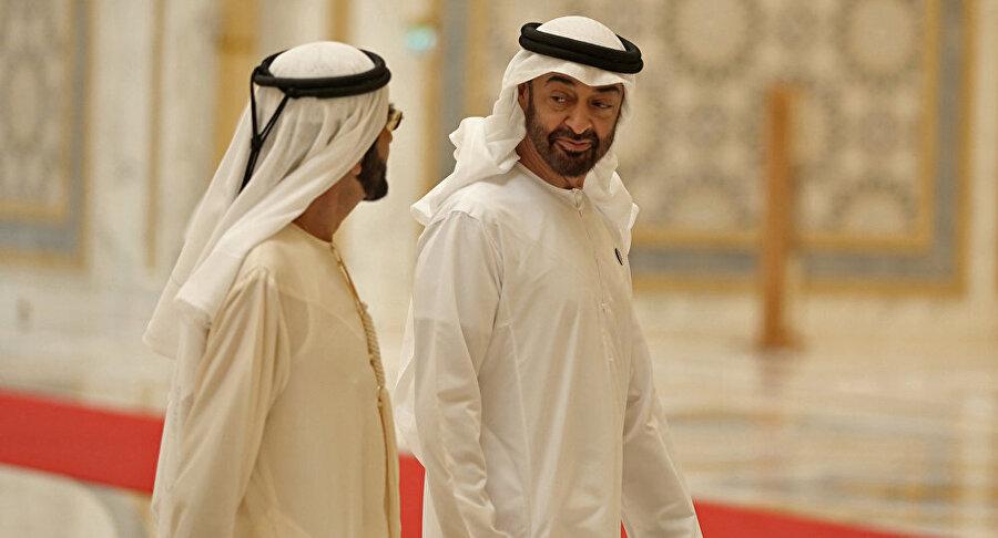 Veliaht Prens Muhammed bin Zayid Al Nahyan.