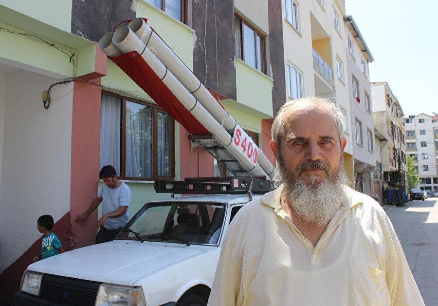 nDemirci ustası Ahmet Çakın