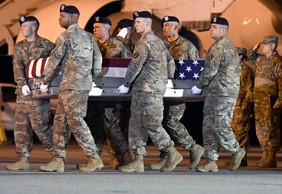 Afganistan'da 2001'den beri 2 bin 400 ABD askeri öldü.