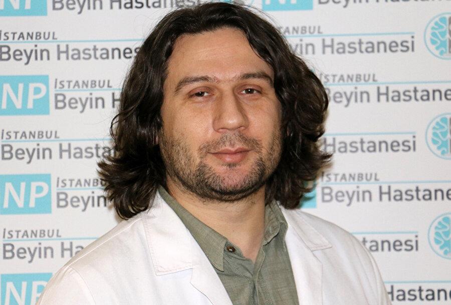 Üsküdar Üniversitesi NPİSTANBUL Beyin Hastanesi Psikiyatri Uzmanı Alptekin Çetin