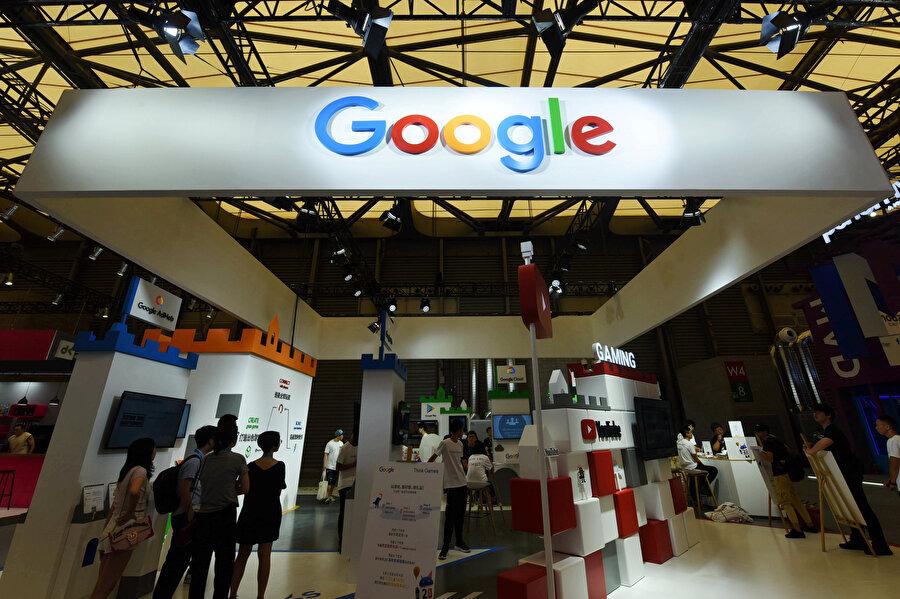 Google'ın başı 'tekelcilik' ve 'çalışan protestolarıyla' dertte.