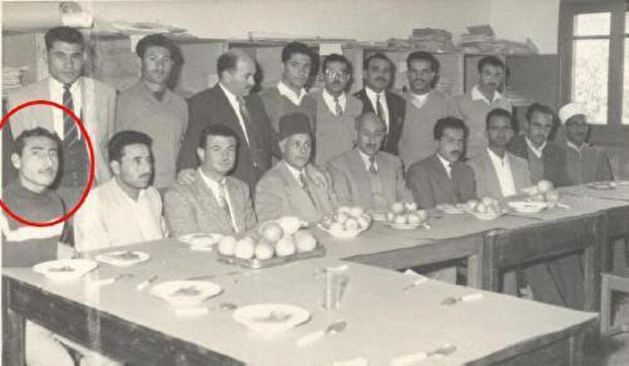 Ahmed Yasin, 1960'lı yılların başında...