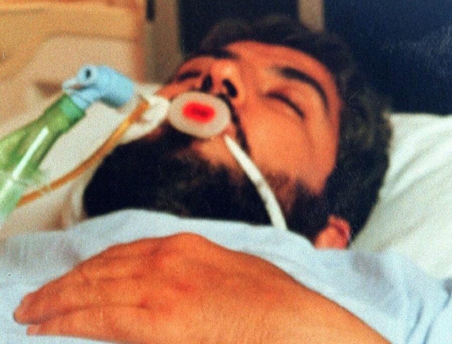 Amman'da suikast girişimine maruz kalan Hâlid Meşal, komada yatarken...
