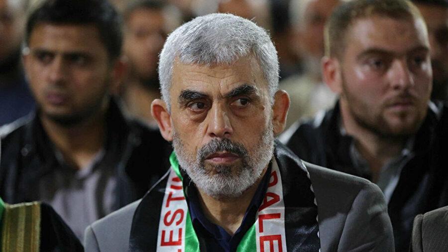 İsmail Haniye'nin Hamas liderliğine getirilmesiyle, Haniye'nin yerini de Yahya Sinvâr aldı.