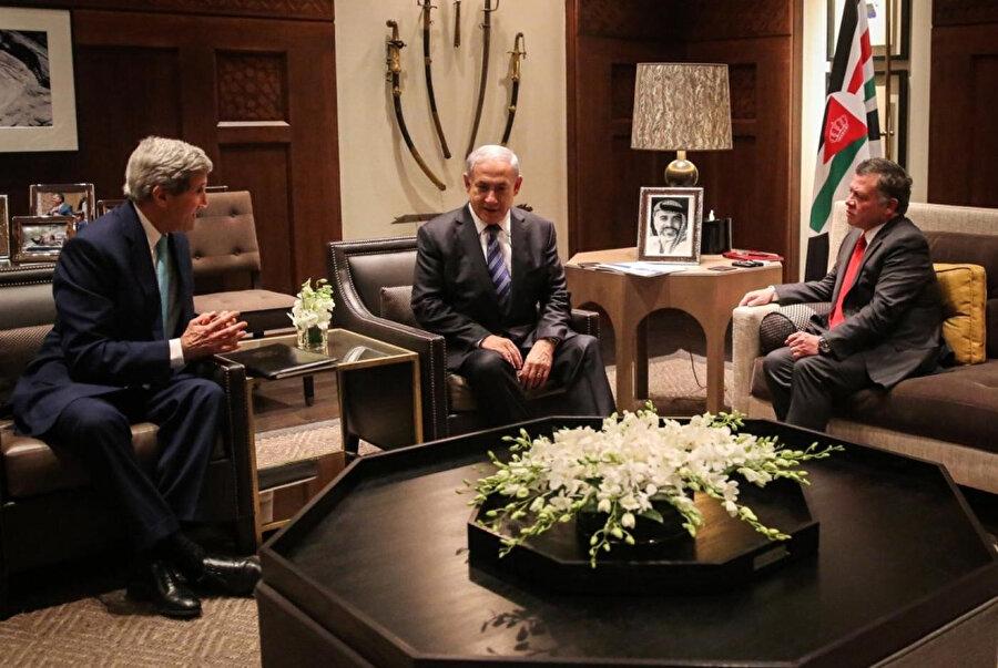 Ürdün, ABD ve İsrail'in Arap dünyasındaki en sıkı müttefiklerinden biri.