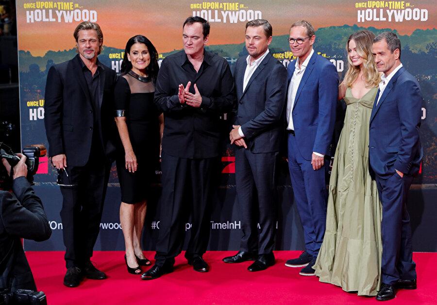 Once Upon a Time in Hollywood, dev oyuncu kadrosuyla gişeye damga vurmayı başardı.