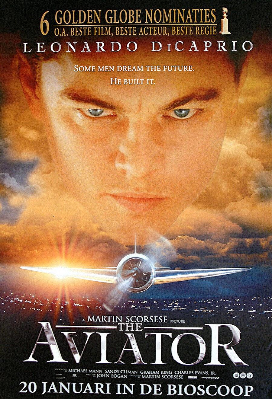 The Aviator, DiCaprio'ya ödül kazandırarak Hollywood yıldızının kariyerinde oldukça önemli bir yere sahip oldu.