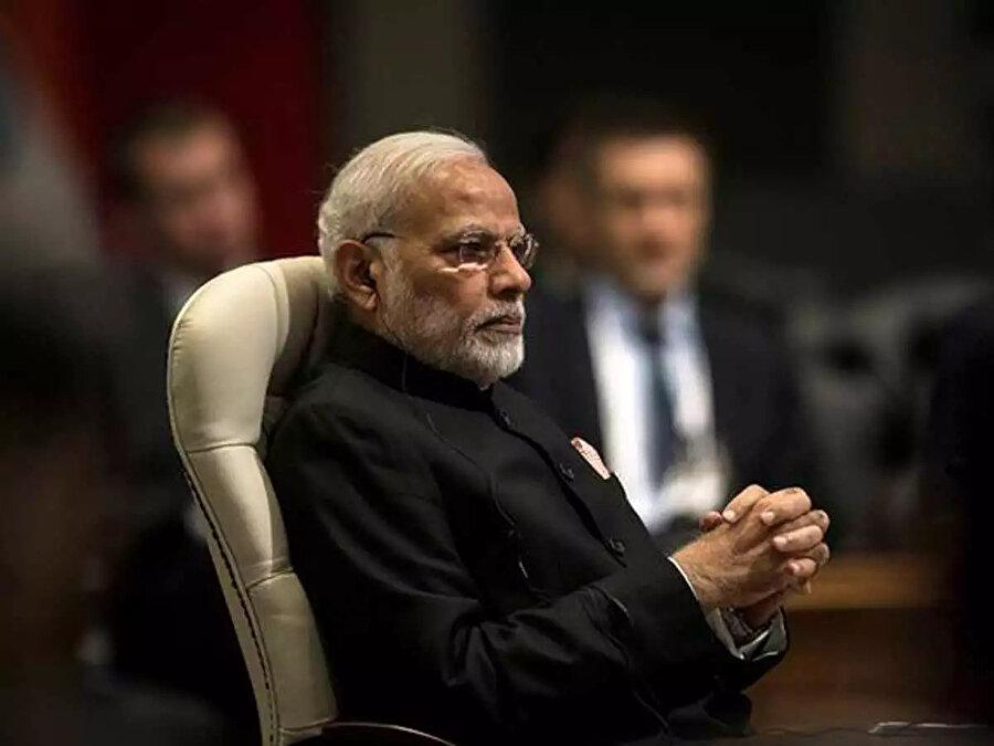 Hindistan Başbakanı Narendra Modi.