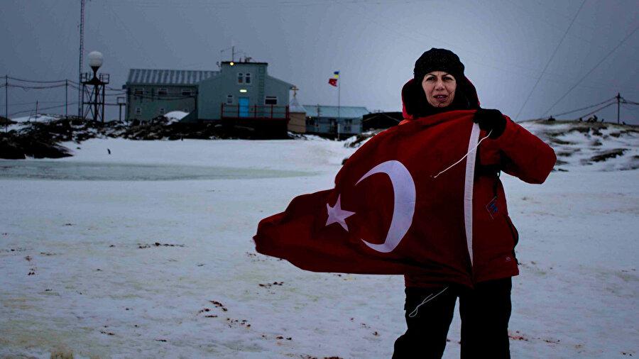 İlk Türk Arktik Bilimsel Seferi Lideri Doç. Dr. Burcu Özsoy