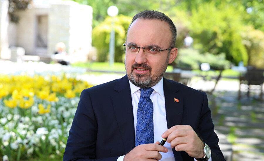 AK Parti Grup Başkanvekili, Çanakkale Milletvekili Bülent Turan