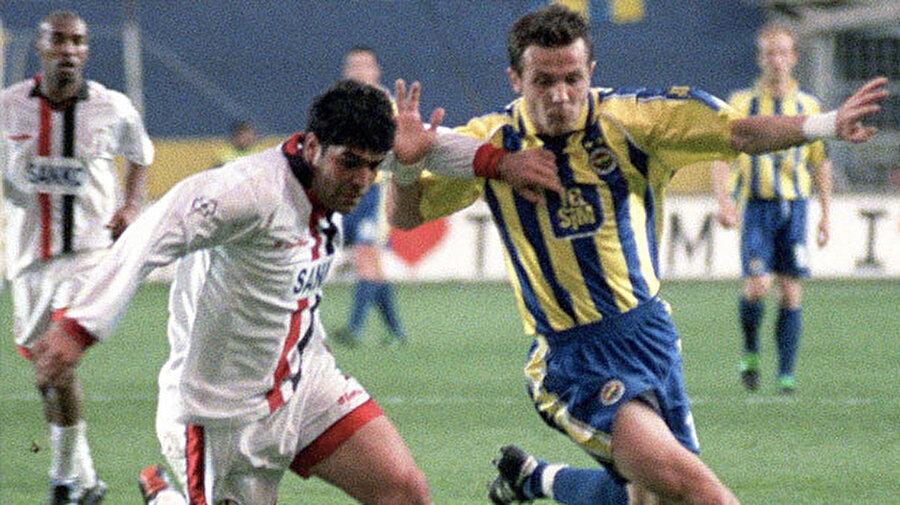 Fenerbahçe - Gaziantepspor maçı (2000-2001)