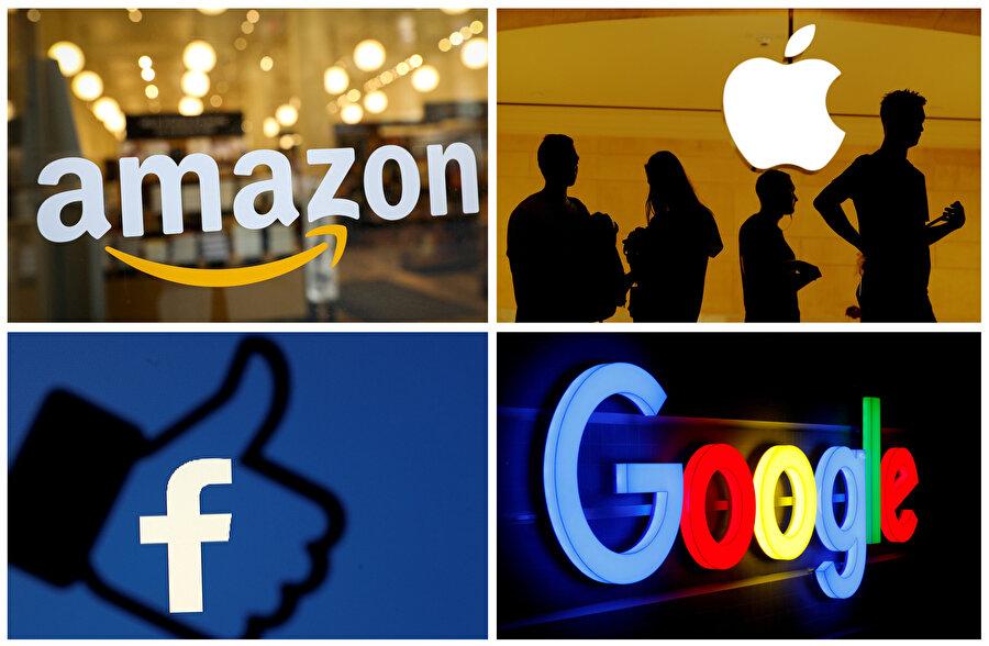 Google, Amazon, Facebook ve Apple tekelcilik suçlamalarıyla büyük bir problemin tam ortasına düşmüş durumda. Sürecin nasıl sonuçlanacağını zaman gösterecek.