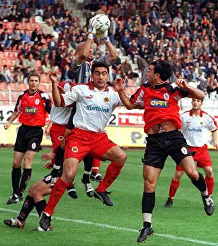 Gençlerbirliği 0-1 Gaziantepspor (2000)