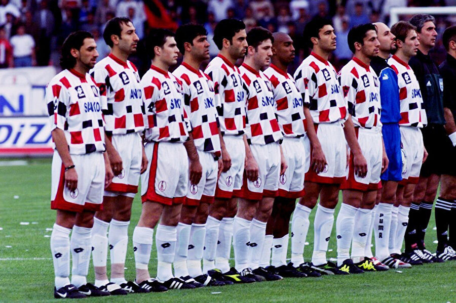 Gaziantepspor Futbol Takımı (2000-2001)