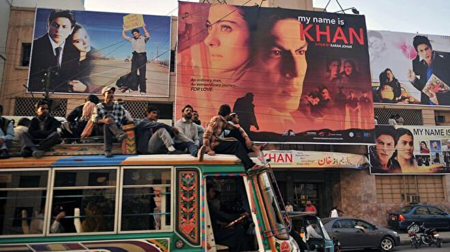 Hint filmlerinden bazıları Pakistan'da büyük ilgi görüyor.