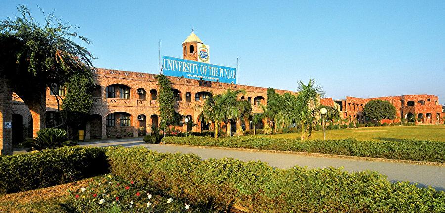 Fazlurrahman'ın eğitim gördüğü Pencap Üniversitesi.