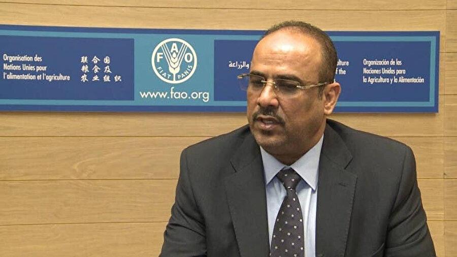 İçişleri Bakanı Ahmed el-Meyseri.