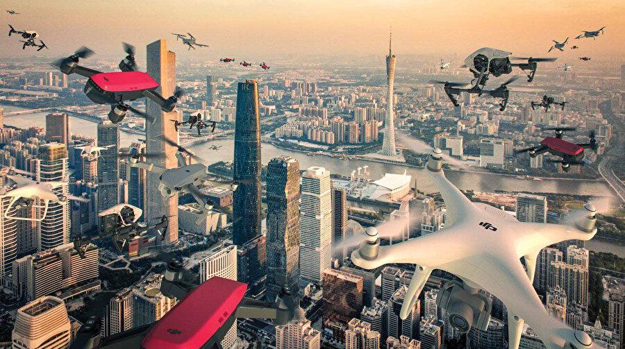 Çin, Silikon Vadisi Shenzen'den yükselen inovasyon gücüyle dikkati çekiyor. Birçok ülke, Çin'in teknoloji çalışmalarını yakından takip ediyor.