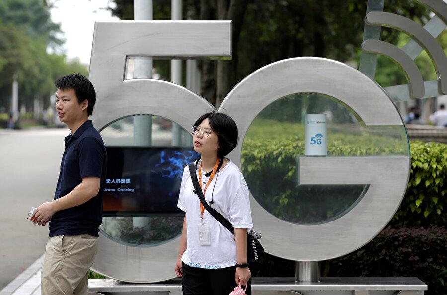 5G çalışmaları, Huawei'nin 'alemet-i farikası' konumunda yer alıyor.