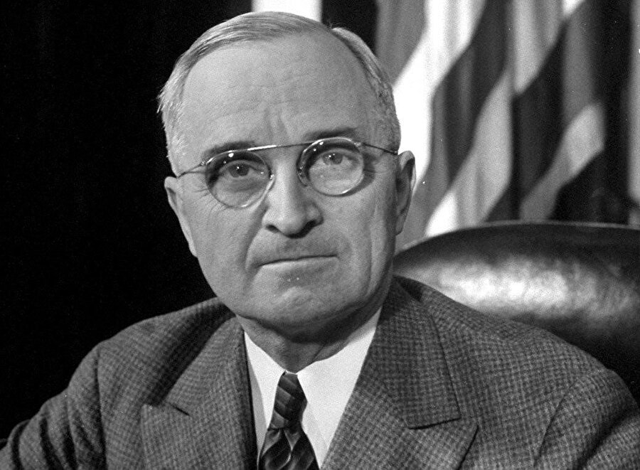Eski ABD Başkanı Harry Truman