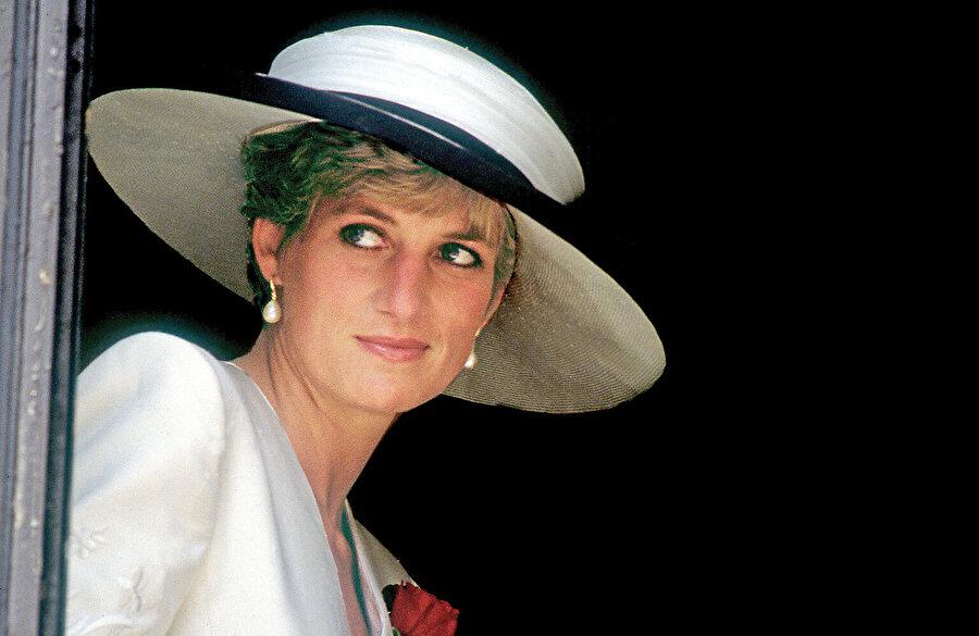 Galler Prensesi Lady Diana 1997 yılında hayatını kaybetti