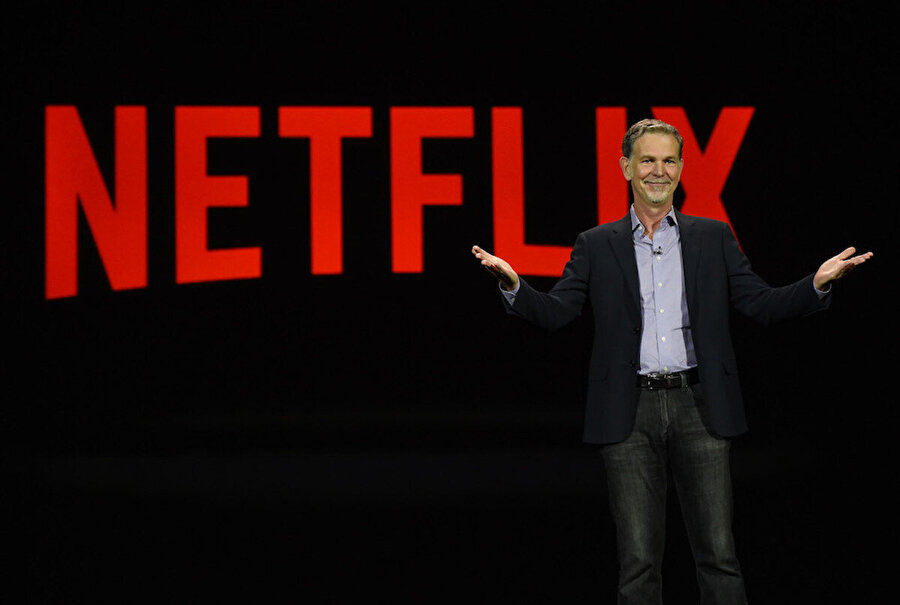 Netflix Ceo'su Reed Hastings