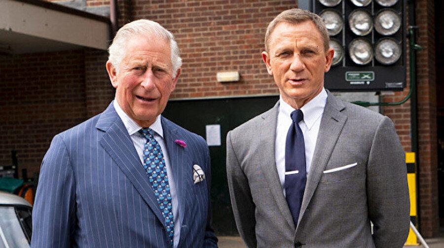 Prens Charles'a yeni James Bond filmi için başrol teklif edildi
