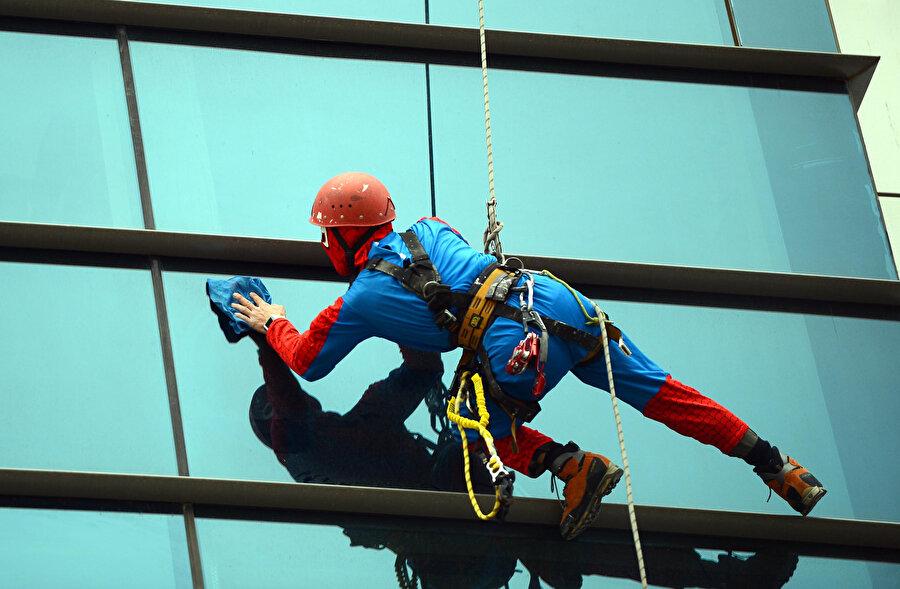 Spider-Man, dünya genelinde çok sayıda insana da 'kostüm ilhamı' olmayı başarmıştı. :)