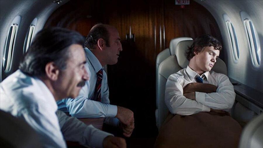 Cep Herkülü: Naim Süleymanoğlu' filminden yeni kare