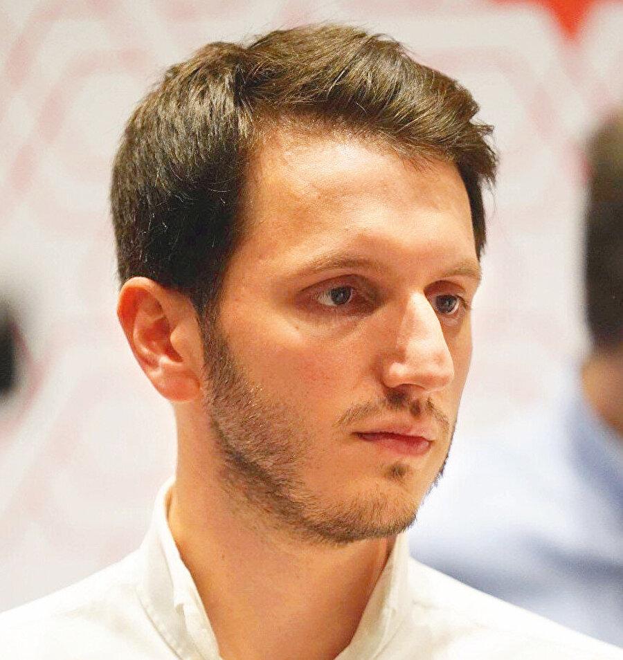 Albayrak Spor Kulübü Başkanı Hamza Albayrak.