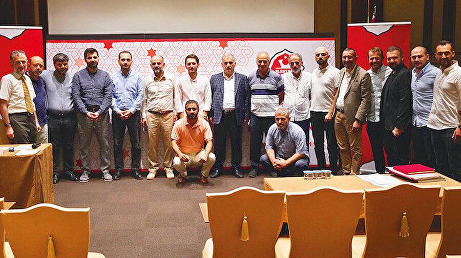Albayrak Spor Kulübü Yönetimi.n