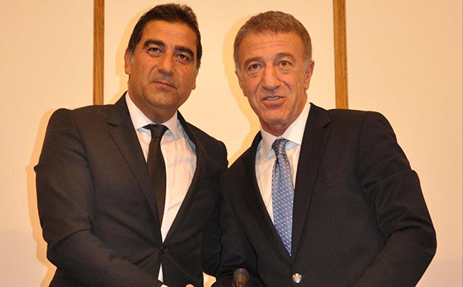 Ünal Karaman & Ahmet Ağaoğlu.
