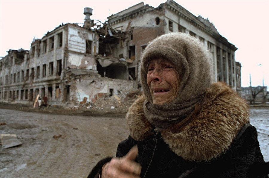 Çeçen halkının Rus işgaline karşı verdiği mücadele Rus askerlerinin geri çekilmesiyle sonuçlandı.
