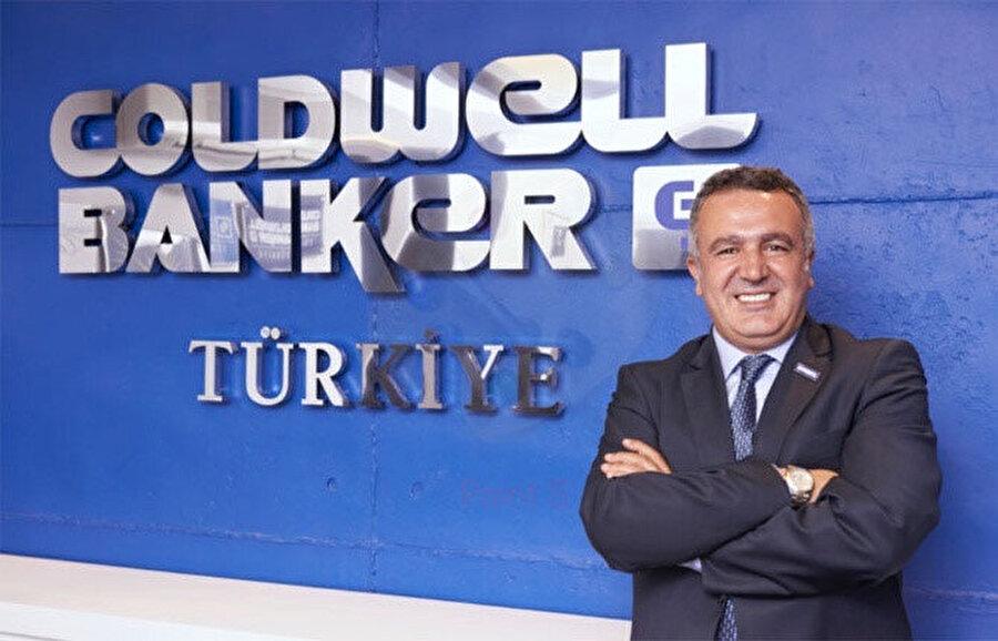Coldwell Banker Türkiye Ülke Başkanı Gökhan Taş.