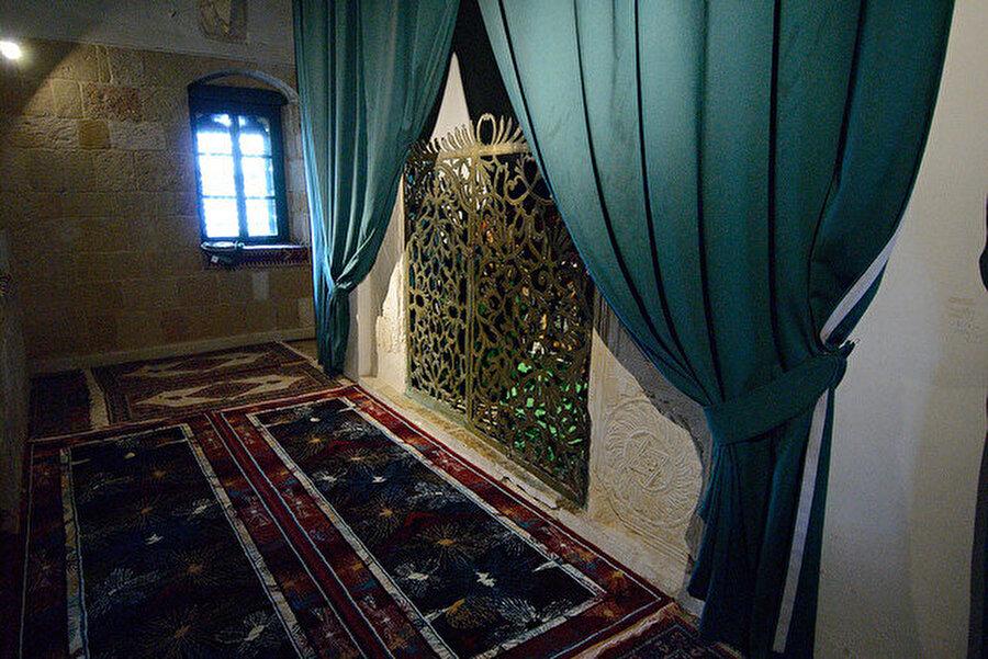 Hz. Muhammed (SAV)'ın süt teyzesi Hala Sultan'ın mezarı.