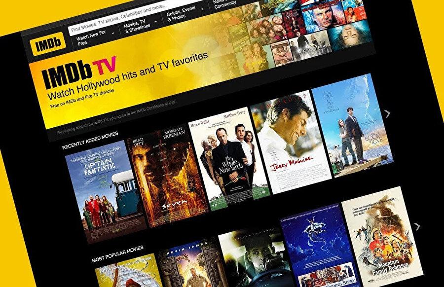 IMDb TV yayında.