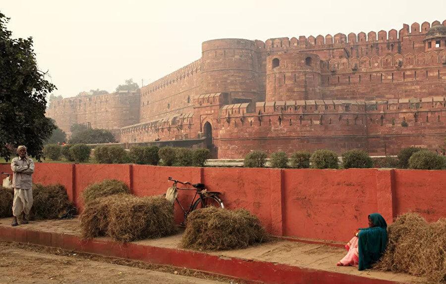 Agra Kalesi.