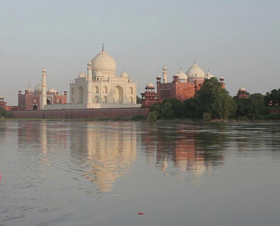 Yamuna nehri.