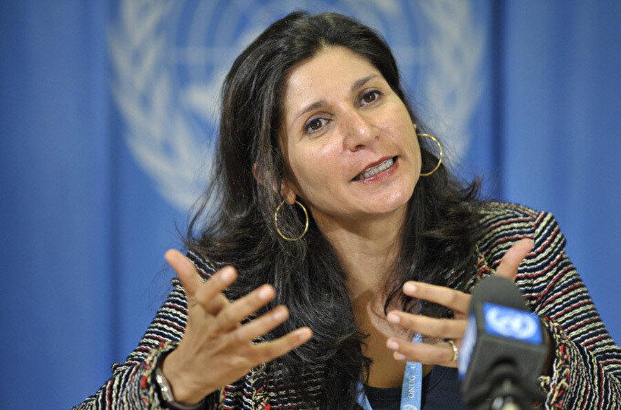 Özgürlük ve Ulusal Güvenlik Programı Eş Başkanı Faiza Patel