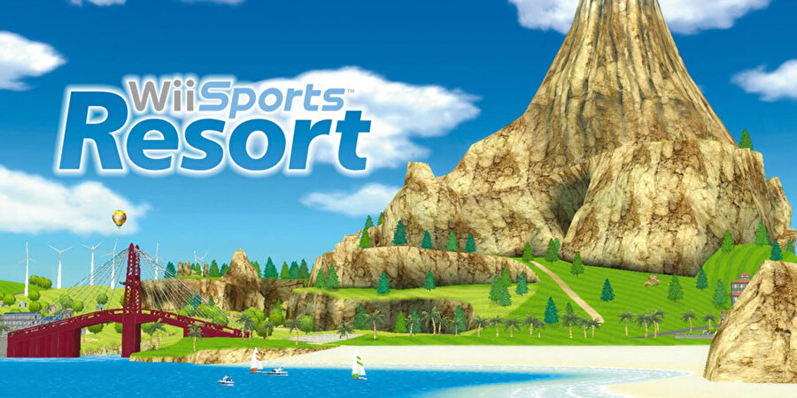 Wii Sports Resort oyunu