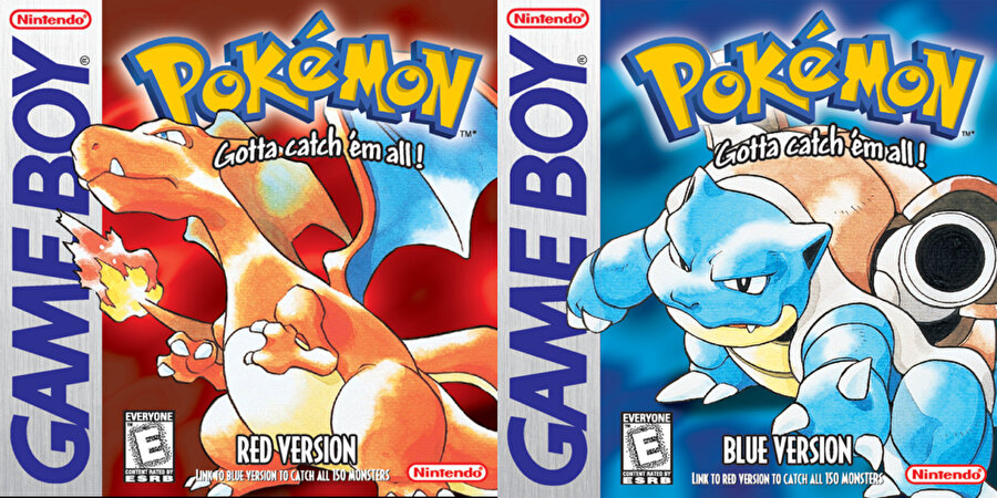 Pokemon oyunu